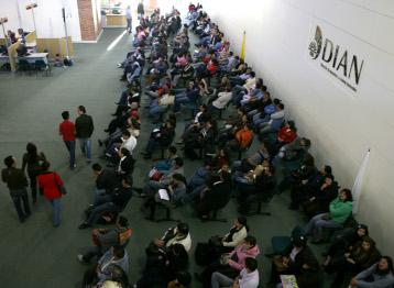DIAN de Bogota